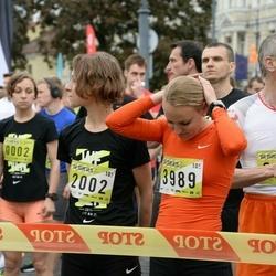 DNB - Nike We Run Vilnius - Milda Vilcinskaite (2002), Monika Juodeškaite (3989)
