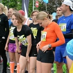 DNB - Nike We Run Vilnius - Milda Vilcinskaite (2002), Egle Krištaponyte (3513)