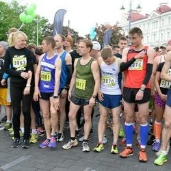 DNB - Nike We Run Vilnius - Remigijus Kancys (1), Mindaugas Viršilas (617), Valdas Dopolskas (3550), Rita Balciauskaite (3867), Tomas Bizimavicius (3870), Paulius Bieliunas (4074)