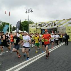 DNB - Nike We Run Vilnius - Simas Grincevicius (54), Jonas Keturka (2323)