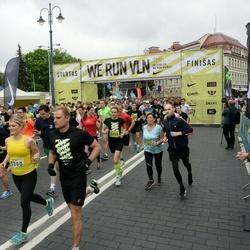 DNB - Nike We Run Vilnius - Diana Avgustinovic (498), Olga Raþeva (3000)