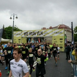 DNB - Nike We Run Vilnius - Birute Mackeviciene (3199), Aleksandras Kucinskis (3363)