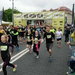 DNB - Nike We Run Vilnius - Gaudentas Parapinavicius (2675), Birute Mackeviciene (3199), Daiva Grekiene (3504)