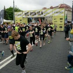 DNB - Nike We Run Vilnius - Sigita Martinaityte (2026), Karolis Butvidas (3403)