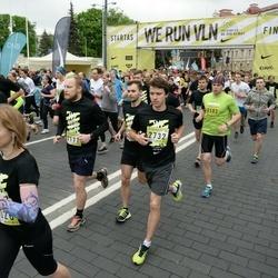 DNB - Nike We Run Vilnius - Andrei Borsukov (582), Vitalij Vladykin (2177), Jurgis Pašukonis (2732)