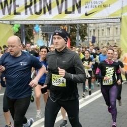 DNB - Nike We Run Vilnius - Aurimas Kvederis (2684), Iveta Rumcikaite (2699)
