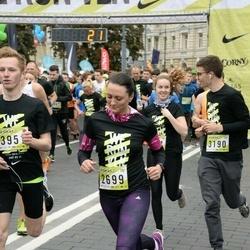 DNB - Nike We Run Vilnius - Iveta Rumcikaite (2699), Louis Noel (3190)