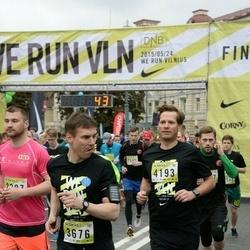 DNB - Nike We Run Vilnius - Šarunas Nedzinskas (3676), Borch Fredrik (4193)