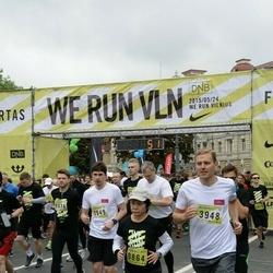 DNB - Nike We Run Vilnius - Kazuko Shiraishi (864), Giedrius Danelius (3948)
