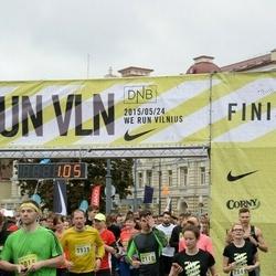 DNB - Nike We Run Vilnius - Rita Zarauskaite (2049), Justina Zacharevic (2110)
