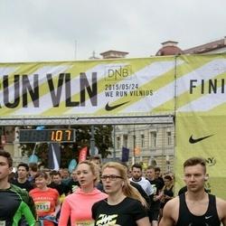 DNB - Nike We Run Vilnius - Edvinas Micuta (880), Rita Zarauskaite (2049)