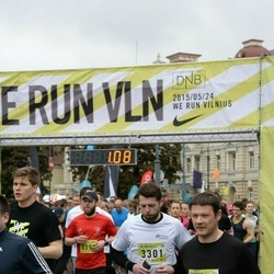 DNB - Nike We Run Vilnius - Donatas Sirgedas (3301), Žilvinas Formalis (3377)