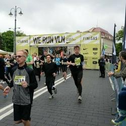DNB - Nike We Run Vilnius - Vytautas Jakštys (374), Vygantas Petkevicius (2038)