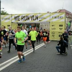 DNB - Nike We Run Vilnius - Mindaugas Beconis (828), Georgina Gillot (4309)