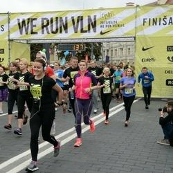 DNB - Nike We Run Vilnius - Capucine Jacquin-Ravot (752), Quentin Goettelmann (753), Rusne Zavadzke (4171), Edita Zavadzkyte (4172)