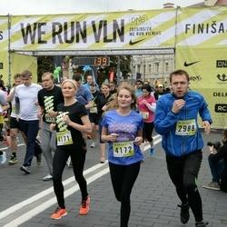 DNB - Nike We Run Vilnius - Lukas Arnas Indicianskis (2988), Rusne Zavadzke (4171), Edita Zavadzkyte (4172)