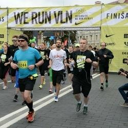 DNB - Nike We Run Vilnius - Ignas Kapleris (244), Justinas Cekuolis (4298)