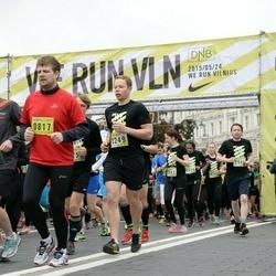 DNB - Nike We Run Vilnius - Martynas Špokas (817), Aurimas Rudinskis (3249)
