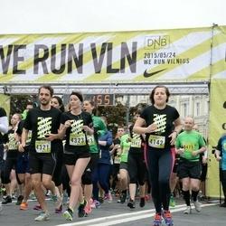 DNB - Nike We Run Vilnius - Ieva Guþauskaite-Slaboševiciene (4142), Robin Koniwes (4321), Gersende Masse (4323)