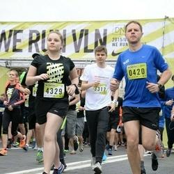 DNB - Nike We Run Vilnius - Vaidas Biþokas (420), Robertas Padvaiskas (3317)