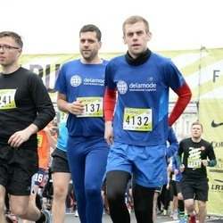 DNB - Nike We Run Vilnius - Giedrius Ambroþevicius (4132), Darius Kisielius (4241)
