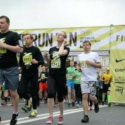 DNB - Nike We Run Vilnius - Viktoras Karaliunas (693), Vitalij Grinevskij (700), Edita Vernickaite (2943)