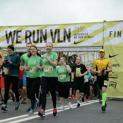 DNB - Nike We Run Vilnius - Kristina Jurgaityte (2415), Sandra Vyskupaitiene (2418), Gitana Vaiciulyte (2419)