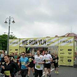 DNB - Nike We Run Vilnius - Justinas Rastauskas (888), Tommi Ekstrand (2976)