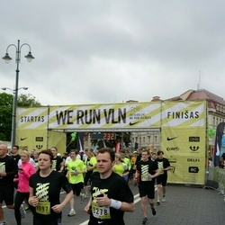 DNB - Nike We Run Vilnius - Gintare Kvietkute (97), Martynas Keršanskas (3278)