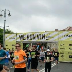 DNB - Nike We Run Vilnius - Šarunas Frolenko (3359), Kestutis Vanagas (3360)