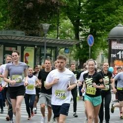 DNB - Nike We Run Vilnius - Gintare Labþentyte (543), Indre Pinkeviciute (707), Pavelas Podkopajevas (3256), Gabrielle Bryan (4379)