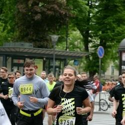 DNB - Nike We Run Vilnius - Cliat Barber (944), Monika Sveryte (3750)