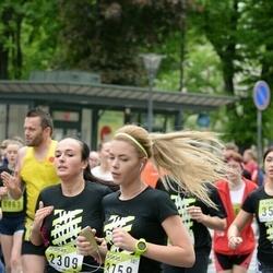DNB - Nike We Run Vilnius - Aiste Dedele (2309), Raminta Maluškaite (3758)
