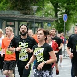 DNB - Nike We Run Vilnius - Dominyka Araminaite (3540), Dorian Ait (4273)