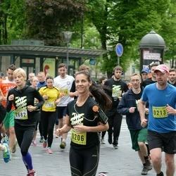 DNB - Nike We Run Vilnius - Birute Kurbanovaite (206), Lars Christiansen (213)
