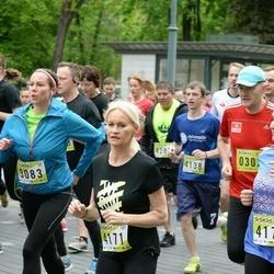DNB - Nike We Run Vilnius - Aiste Mileikaite (3083), Rusne Zavadzke (4171)