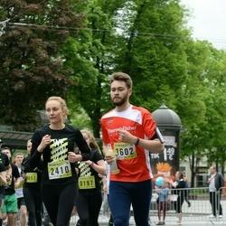 DNB - Nike We Run Vilnius - Reda Maziliauskaite (2410), Adomas Švedas (3602)