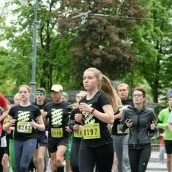 DNB - Nike We Run Vilnius - Emilija Bogdanoviciute (197), Akvile Skurkaite (4283)
