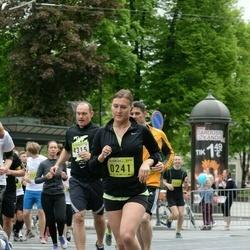 DNB - Nike We Run Vilnius - Egle Vaigauskaite (241), Nathan Wiegand (4315)