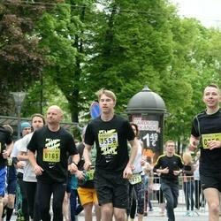 DNB - Nike We Run Vilnius - Olegas Kairys (165), Petras Paulauskas (3558)