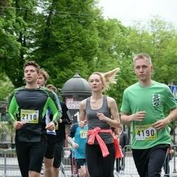 DNB - Nike We Run Vilnius - Justina Zacharevic (2110), Vytautas Jurgaitis (4190)