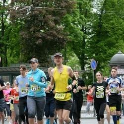 DNB - Nike We Run Vilnius - Tadas Milašius (7), Zivile Masirkiene (2592)