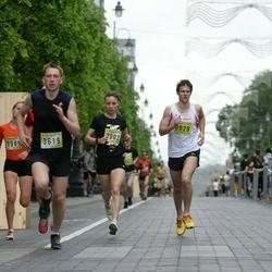 DNB - Nike We Run Vilnius - Vitalij Afanasjev (929), Modestas Zauka (3619)