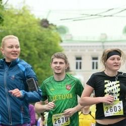 DNB - Nike We Run Vilnius - Lina Savickaite (2603), Viktoras Mekas (2670)