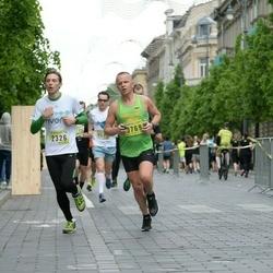 DNB - Nike We Run Vilnius - Deividas Bernotas (769), Laurynas Remeika (2326)
