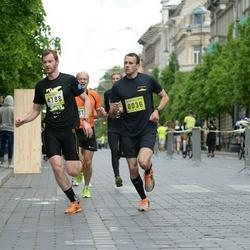 DNB - Nike We Run Vilnius - Justinas Striška (36), Martynas Krulis (4188)
