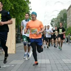 DNB - Nike We Run Vilnius - Mantas Žalys (172), Aurimas Baciulis (3899)