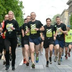 DNB - Nike We Run Vilnius - Jonas Priedininkas (63), Edgaras Maslauskas (440)