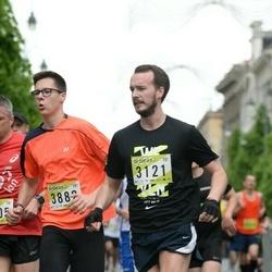 DNB - Nike We Run Vilnius - Arturas Bendorius (3121), Tadas Jasas (3882)