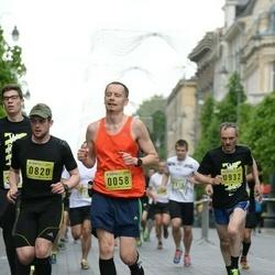 DNB - Nike We Run Vilnius - Vladimiras Uljanovas (58), Laurynas Jasiukenas (820), Viktoras Juršys (932)
